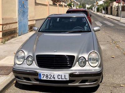 usado Mercedes E320 ClaseCDI Avantgarde
