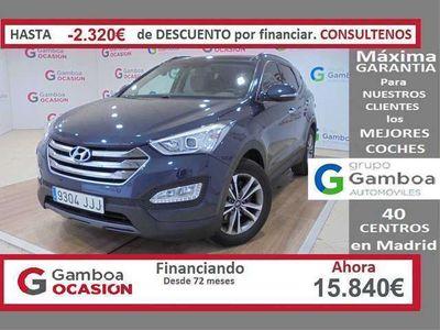 usado Hyundai Santa Fe 2.2CRDi 4x2 Tecno Aut. 7s