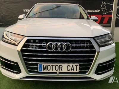 usado Audi Q7 50 TDI quattro tiptronic