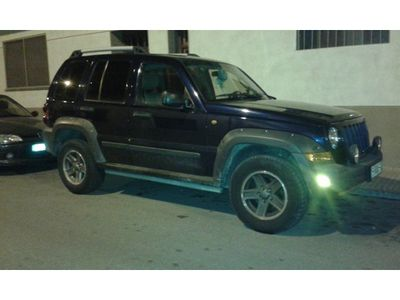 used Jeep Cherokee 2.8crd Renegade