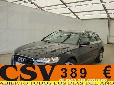 usado Audi A6 AVANT 3.0TDI MULTITRONIC **GPS, 389€/M**