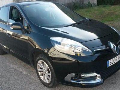 usado Renault Scénic 1.5dCi Limited EDC 110