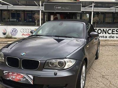 usado BMW 120 Cabriolet d