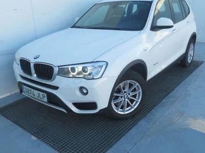 usado BMW X3 xDrive 20d 2.0