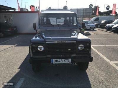 usado Land Rover Defender 110 2.5TD5