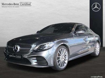 usado Mercedes C220 Coupe AMG Line Coupe (EURO 6d-TEMP)