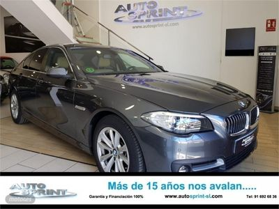 usado BMW 520 Serie 5 d Efficient Dynamics