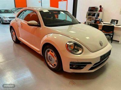usado VW Beetle Dune 2.0 TDI 110kW 150CV DSG