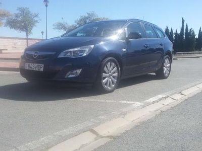 gebraucht Opel Astra ST 1.7CDTi Sportive 125