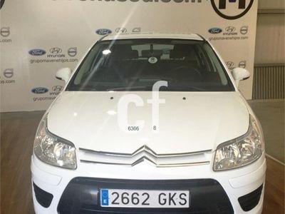 usado Citroën C4 1.6 HDi 90 LX
