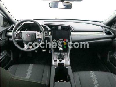 usado Honda Civic 1.0 Vtec Turbo Elegance Navi 126 cv en Barcelona