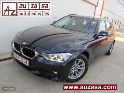 usado BMW 318 Serie 3 dA Touring (4.75)