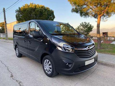 usado Opel Vivaro 1.6CDTi Biturbo 9 Plazas 125cv