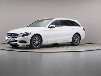 usado Mercedes C220 D Sportive Avantgarde Estate