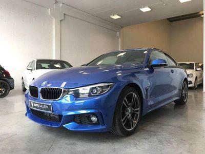 usado BMW 420 Serie 4 d Coupé