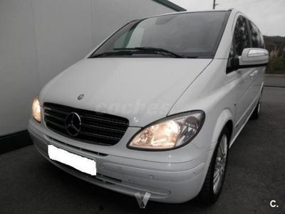 usado Mercedes Viano 3.0 Cdi Fun Larga 4p. -10