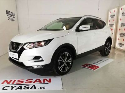 usado Nissan Qashqai 1.2 DIG-T N-CONNECTA 115 5P