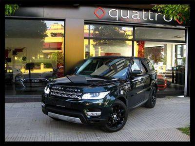 usado Land Rover Range Rover Sport SDV6 HSE 306CV 7 PLAZAS NACIONAL IVA DEDUCIBLE