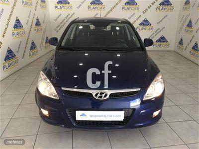 usado Hyundai i30 1.6 CRDi VGT 115 Style Automatico