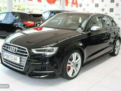 usado Audi S3 SPORTBLACK 2.0TFSI S-TRONIC QUATTRO