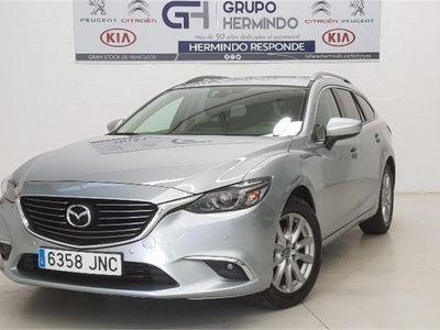 usado Mazda 6 2.2 DE 150cv Style WGN