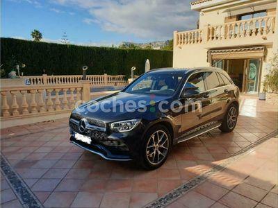 usado Mercedes 200 Clase Glc Glc4matic 9g-tronic 197 cv en Alicante