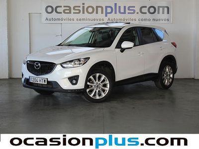 usado Mazda CX-5 2.2 DE 4WD Aut. Luxury 129 kW (175 CV)