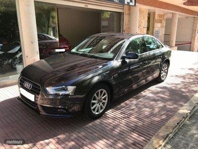 usado Audi A4 2.0TDI ultra 163-GARANTIA-FINANCIACION-