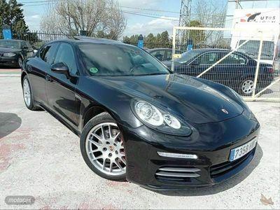 usado Porsche Panamera 3.6 V6 4