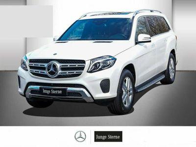 usado Mercedes GLS350 d 4M+BOLA+COMAND+360°CAMARA+TECHO+ASIENTOS CAL.