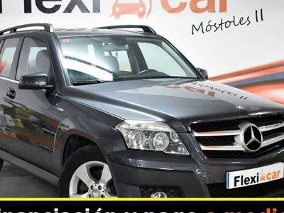 usado Mercedes GLK220 ClaseCDI 4M Blue Efficiency