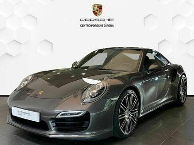 usado Porsche 911 Turbo Coupé Pdk 520 cv en Girona