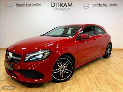 used Mercedes A200 7G-DCT