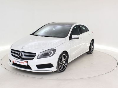 usado Mercedes A220 A 220d AMG Line
