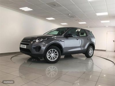 gebraucht Land Rover Discovery 2.0L TD4 110kW 150CV 4x4 Pure