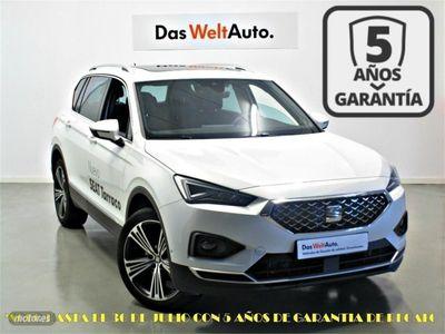 usado Seat Tarraco 2.0 TDI 110kW 150CV SS Xcellence Plus