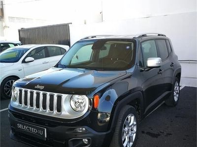gebraucht Jeep Renegade 2.0 Mjet Limited 4x4 103kW Active Drive