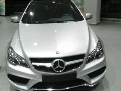 usado Mercedes E350 Clase E CoupeBluetec 2p. -16