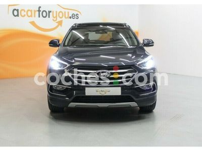 usado Hyundai Santa Fe 2.2crdi 4x2 Tecno 7s 200 cv en Guadalajara