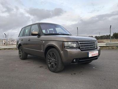 used Land Rover Range Rover 4.4 TDV8 Vogue (Silver Pack) 230 kW (313 CV)
