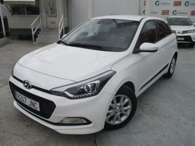 usado Hyundai i20 1.2 MPI 85cv GO 5p 9169-JNK, Madrid