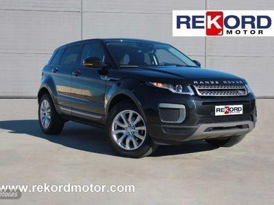 usado Land Rover Range Rover evoque Evoque 2.0 ED4 150 Pure 4 - 4X2 PACK BUSINESS+LLAN