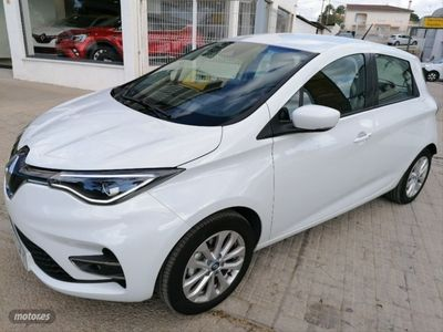 usado Renault Zoe Intens 80 kW R110 Bateria 50kWh