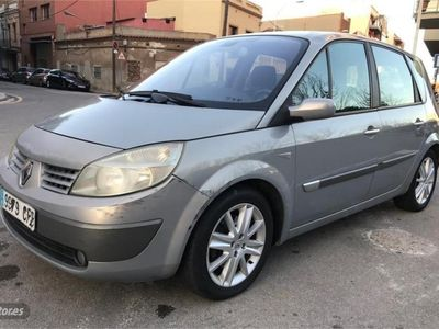 brugt Renault Scénic II Scenic1.9DCI Confort Expression