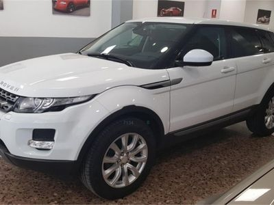 used Land Rover Range Rover evoque 2.2L eD4 150CV 4x2 Pure
