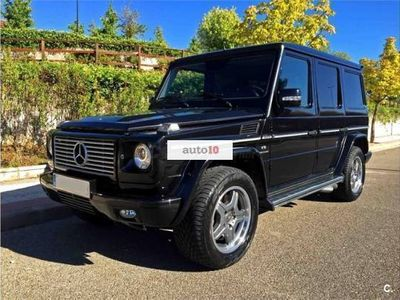 usado Mercedes G55 AMG AMG Clase G463 Largo NACIONAL, IVA DEDUCIBLE