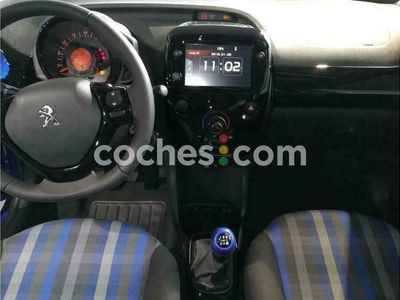 usado Peugeot 108 1.0 Vti S&s Active 72 72 cv en Barcelona
