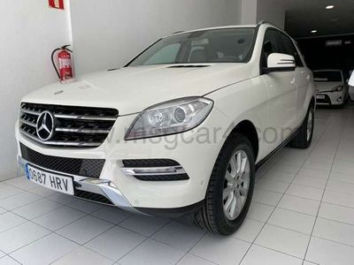 usado Mercedes ML350 M BlueTec 4M Edition 1 7G Plus
