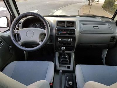 usado Suzuki Vitara 2.0 HDI Lujo Techo Metálico