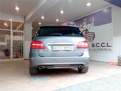 usado Mercedes B180 CDI BE SPORT EDITION 109cv 5puertas
